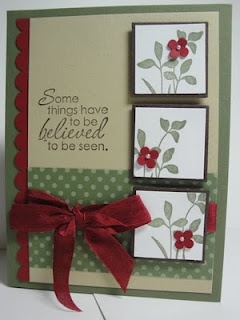 SU Just Believe: Christmas Cards, Stampers Stampin, Cards Ideas, Color, Handmade Cards, Stampin Up, Stamps Sets, Cards Layout, Cards Crafts