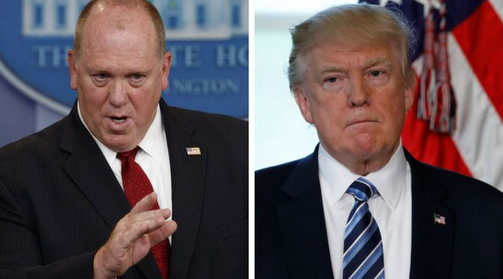 ICE Director Exposes Trump's Undocumented Immigrant Lie He's Been Telling For 2 Years