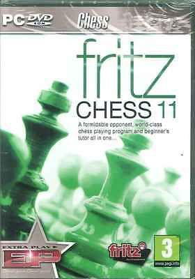 #Fritz chess 11, beginner to chessmaster & #hours of video #tutorials, pc game,  View more on the LINK: 	http://www.zeppy.io/product/gb/2/361330999752/