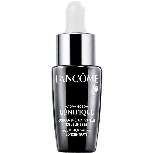 Lancome Advanced Génifique Youth Activating Serum (€16) ❤ liked on Polyvore featuring beauty products, skincare, face care, lancôme, lancome skincare, anti aging skin care, anti aging skincare and lancome skin care
