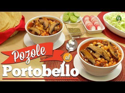 ¿Cómo preparar Pozole Portobello? - Cocina Fresca - YouTube