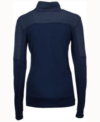 adidas Women's Oklahoma City Thunder Team Logo Jacket - Blue XL