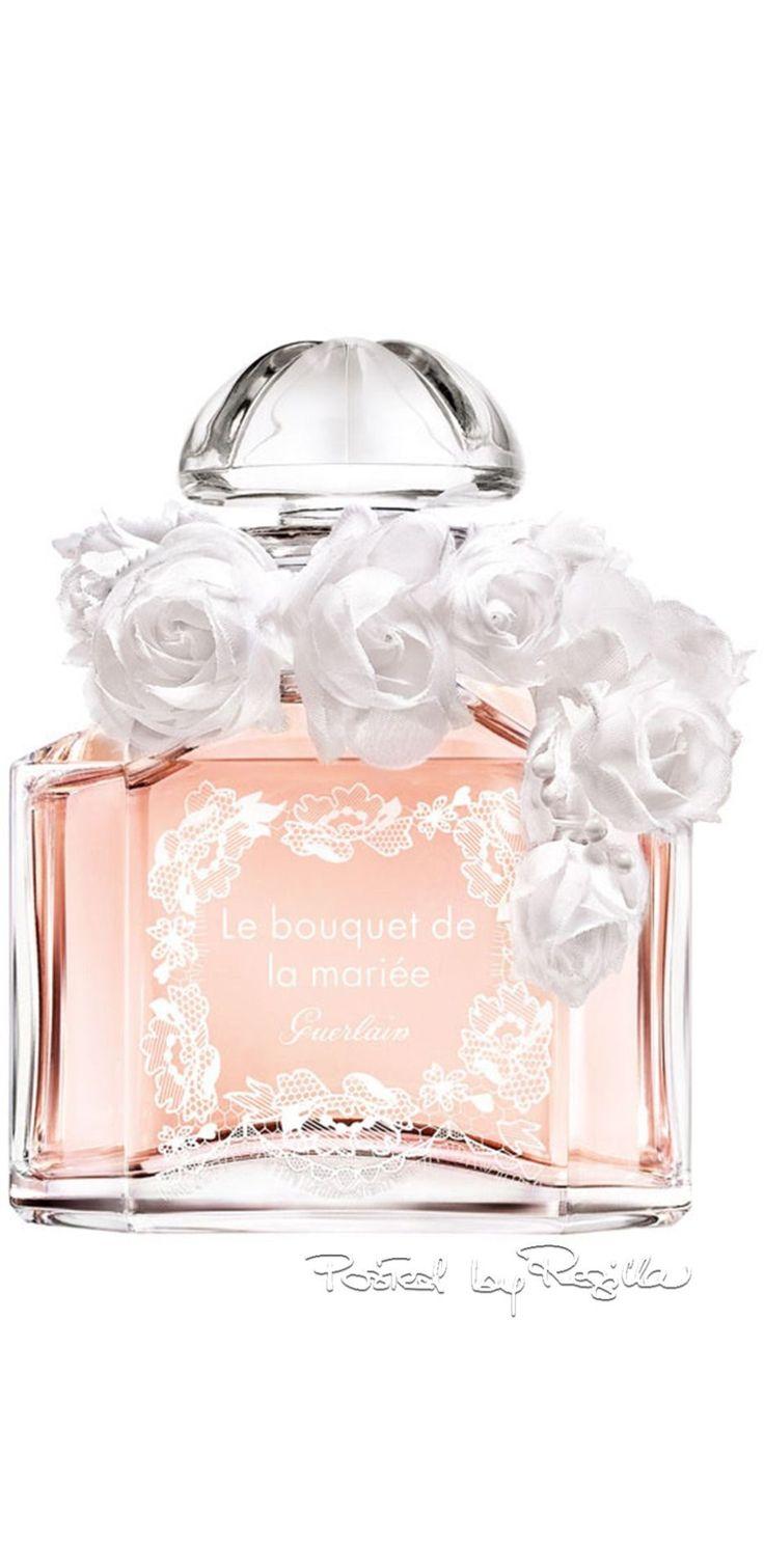 """""""Le bouquet de la mariée"""" de Guerlain"""
