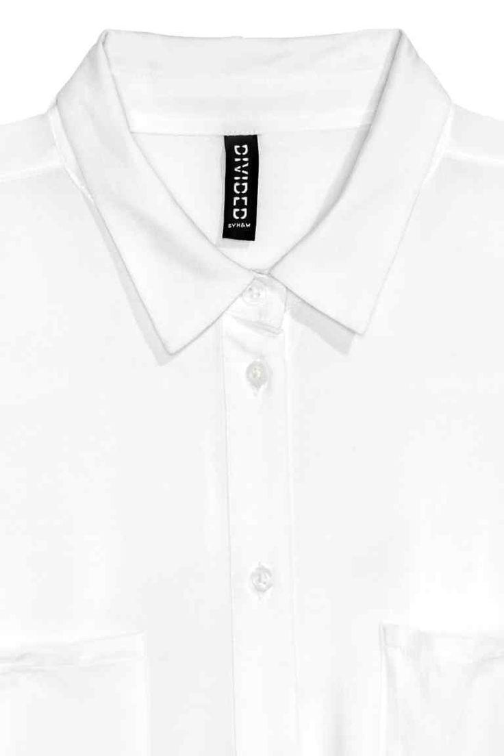 Košile z viskózy | H&M