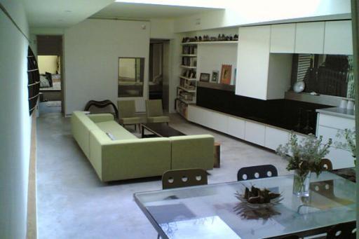 Consort Road 020: Minimalist Grand Designs house