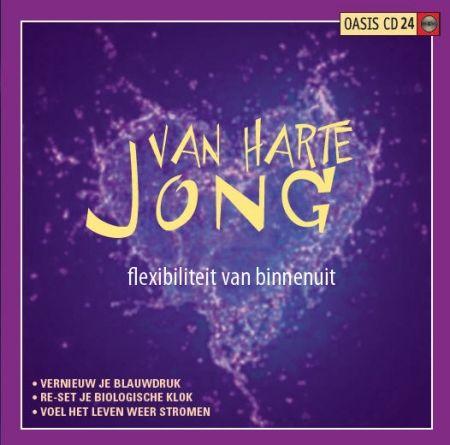 Van Harte Jong - flexibiliteit van binnenuit Oasis cd 24 -  Bekijk in de Patipada webshop https://patipada.nl/yogameditatie/van-harte-jong-flexibiliteit-van-binnenuit-oasis-cd-24/