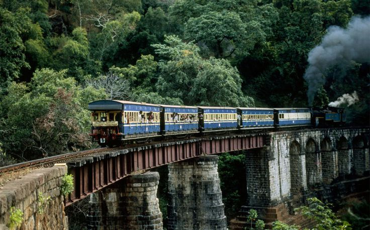 The world's best train views