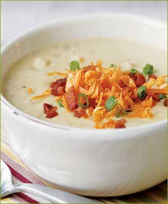 Country Baked Potato Soup | Tasty Kitchen: A Happy Recipe Community!