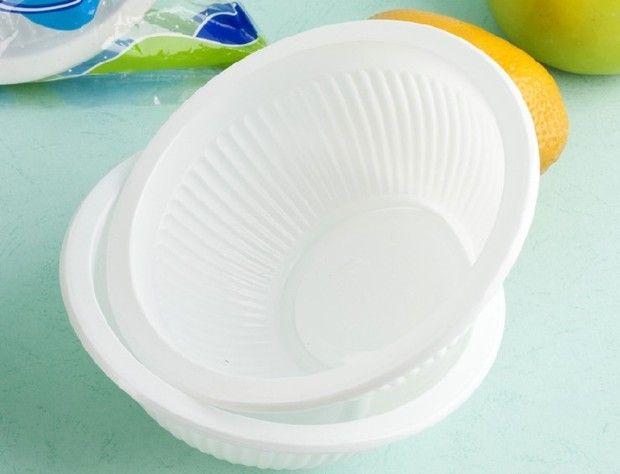 Pas cher Jetables en plastique bol de soupe jetable en plastique emballé pique nique déjeuner boîtes 345 ml blanc bol 100 pcs/lot livraison gratuite, Acheter  Cuvettes de Poignées de qualité directement des fournisseurs de Chine:Jetables en plastique bol de soupe jetable en plastique emballé pique-nique déjeuner boîtes 345 ml blanc bol 100 pcs/lot livraison gratuite