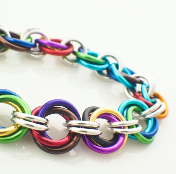 Fast and Easy and Colorful Bracelet Kit #DIY