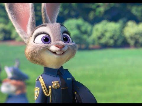 Zootopia - Judy, la mejor oficial policia!   Momentos divertidos - YouTube