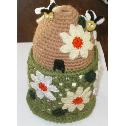 Bzzzzz... Bee Hive Toilet Paper Cover