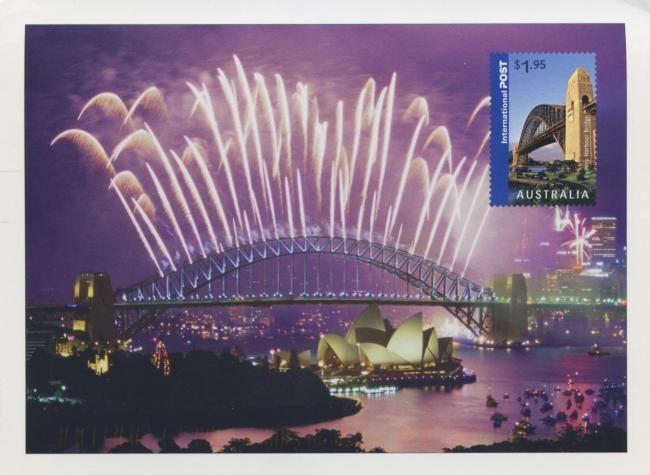 Австралия. Новый Южный Уэльс. Сидней (О1812)