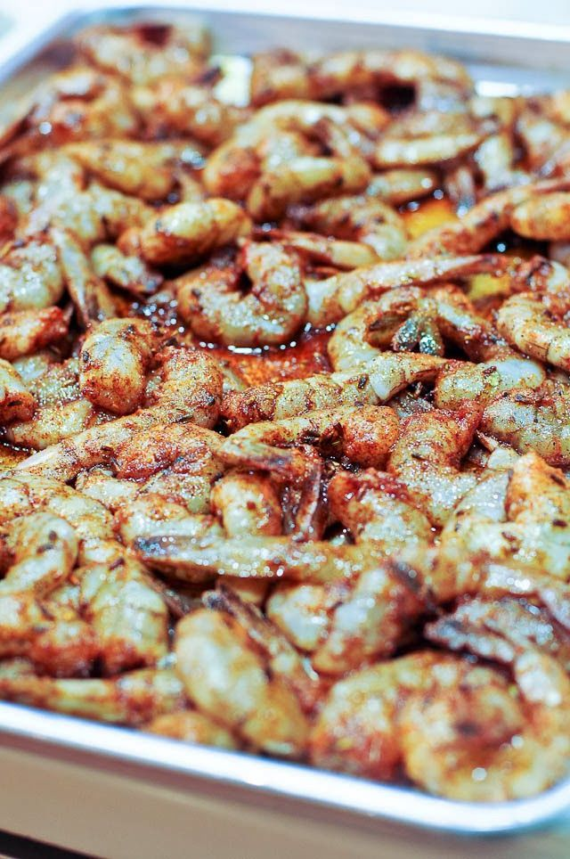This Blackened shrimp recipe is ideal for a lunchtime snack and tastes simply devine