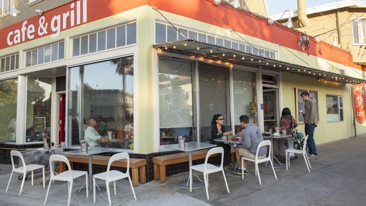 San Francisco coffee shops with free wifi and legit food