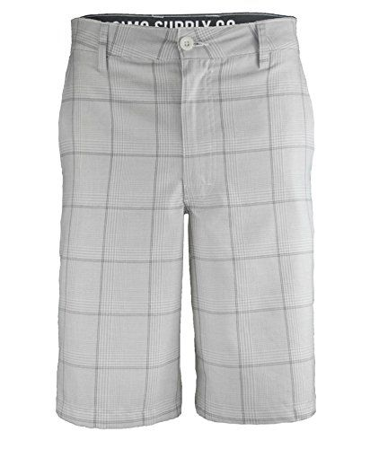 "Mens Mossimo Supply Shorts in Checked W28"" RageIT http://www.amazon.co.uk/dp/B010QCLW9Y/ref=cm_sw_r_pi_dp_DWd5wb02WRK77"
