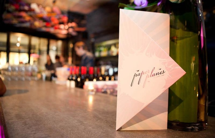 Nestled beside Sonoma and Miss Chu in the new Bondi Beach complex is Paper Planes. Under Head chef Jin Kung, the menu features modern Japanese dishes. The fit out is cool with the roof lined with skateboard decks and aluminium origami.