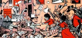 Revoltas na República Velha (Canudos – Contestado – Juazeiro – Vacina – Chibata) – Questões de Vestibulares