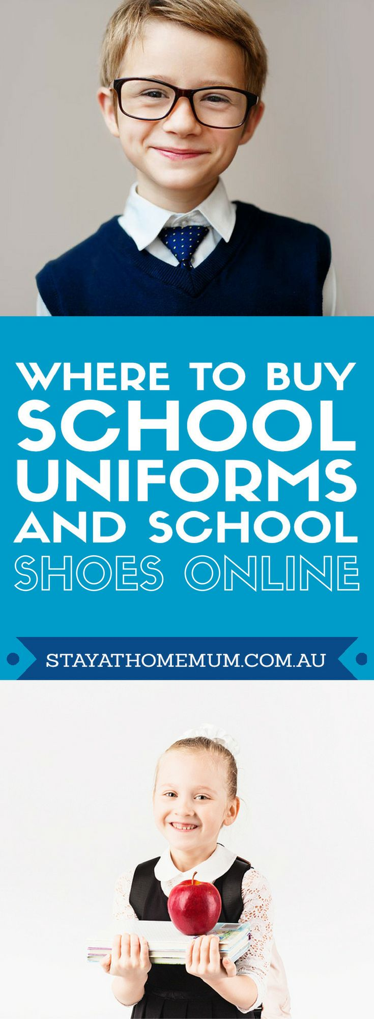 Where to Buy School Uniforms and School Shoes Online - Stay at Home Mum