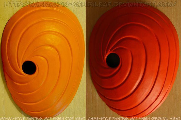 Tobi's mask - set 3 | SOLD OUT by MajorasMasks.deviantart.com on @DeviantArt