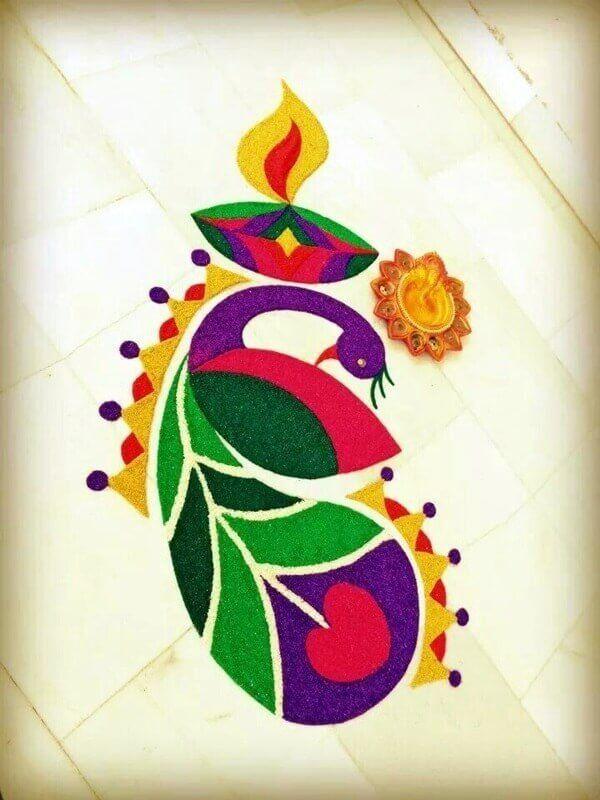 Mesmerizing Rangoli Designs And Patterns 18 best