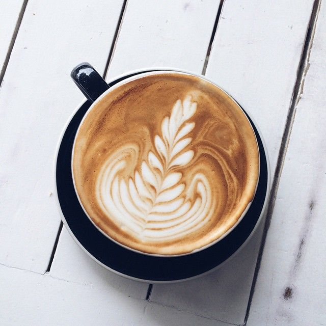 I love this picture because it has pretty latte art that makes it a good photo. Also the background is very simple so all the attention in on the latte art.