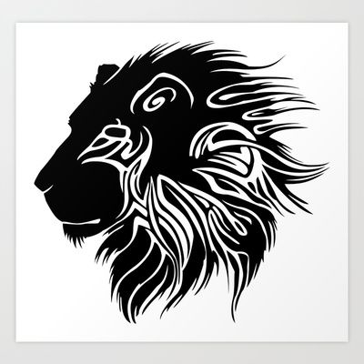 Proud Lions Art Print by Harry Martin - $14.35