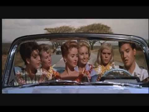 Blue Hawaii - Elvis Presley - Moonlight Swim 1961.avi