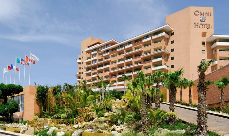 Omni Cancun Hotel & Villas #cancun