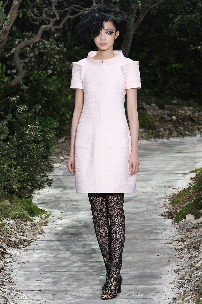 Chanel - Pasarela paris