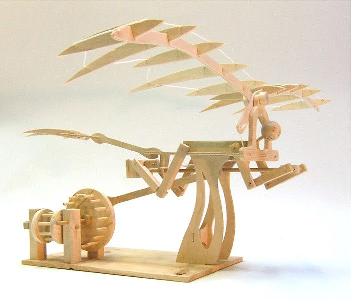 PATHFINDERS Da Vinci Ornithoptert#toys2learn#science#kit#davinci#ornithopter#thames&cosmos#learning#teaching#home#school#kids#childrens#wooden#australia#