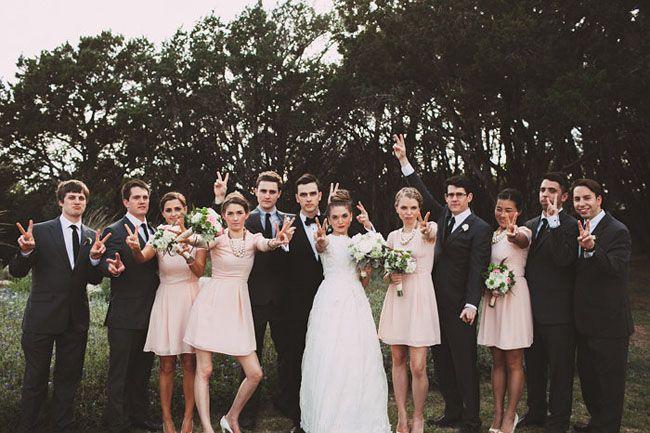 Charming Texas Hill Country Wedding: Lauren + Jeffrey | Green Wedding Shoes Wedding Blog | Wedding Trends for Stylish + Creative Brides