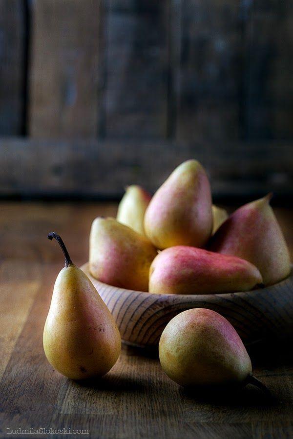 Pears | Salted Lemons - Ludmila Slokoski