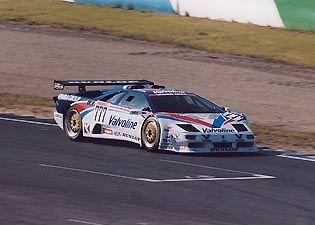 バルボリン ディアブロDL(GT500:1998もてぎ最終シケイン立ち上がり)