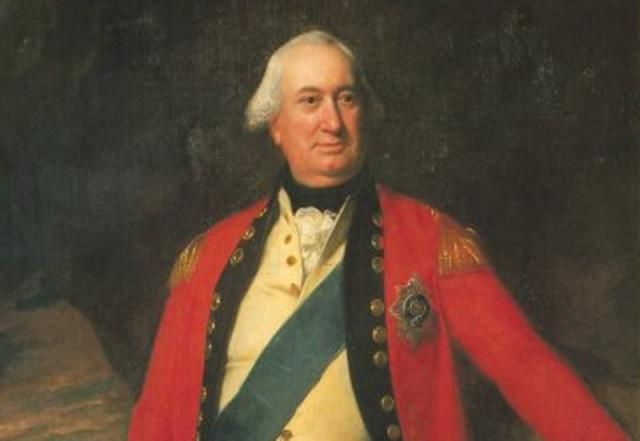 L - Lord Cornwallis (military history site).