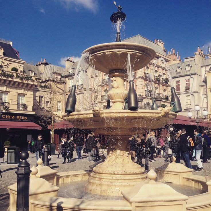 Disneyland, Paris