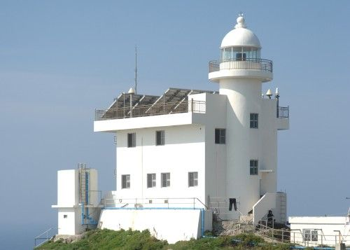 Lighthouses of South Korea: Ulleungdo and Dokdo, Dokdo