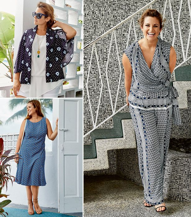 Read the article 'Moody Blues: 10 New Plus Size Sewing Patterns for Women' in the BurdaStyle blog 'Daily Thread'.