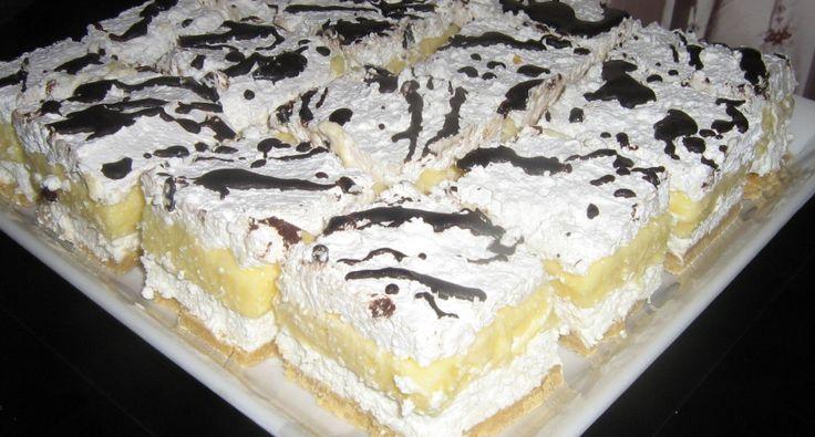 Emeletes élvezet süti | APRÓSÉF.HU - receptek képekkel