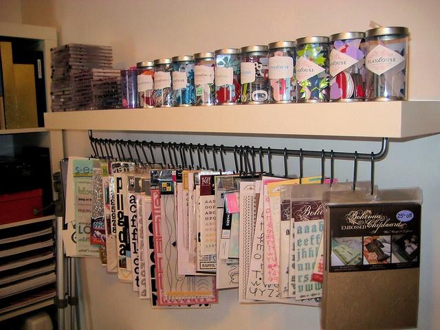 - 469 Best DIY Scrapbook Storage/craft Rooms Images On Pinterest