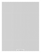Cylinder Bead Brick Pattern paper  Download free printable beading graph paper. Covers all beading stitches to make your own patterns.