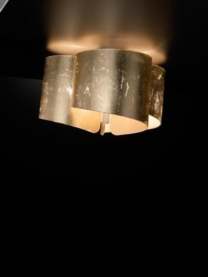 #Papiro #ceilingLamp #gold