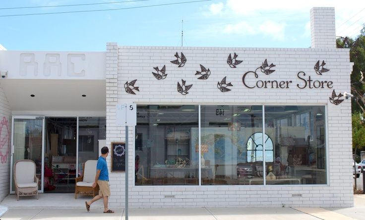 Corner Store Fremantle - A Tour and Interview