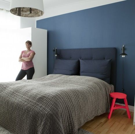 DIY guide uphosltred headboard via The Sweet Spot, photo Pernille Kaalund