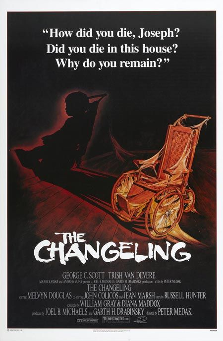 The Changeling - (1980) This movie is really good. Not gory just down right spooky.
