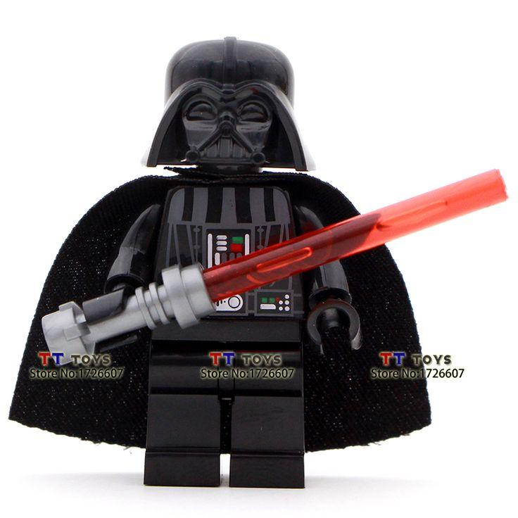 Encontrar Más Juegos de Bloques Información acerca de Sola venta Shen Yuan Star Wars Darth Vader Darth revan con un rojo sable Minifigures niños de bloques de construcción de juguete de regalo, alta calidad regalos para las mujeres mayores, China regalo de vídeo Proveedores, barato regalos para niñas de 12 de  T T Toy en Aliexpress.com
