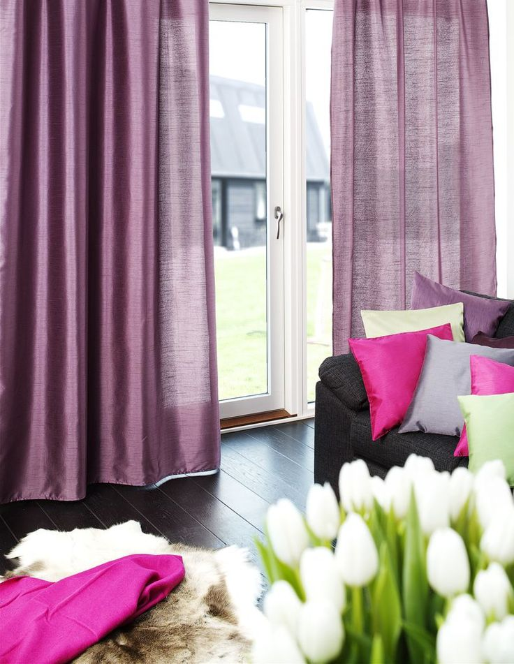 7 best Vardagsrum 2013 images on Pinterest | Blinds, Curtains and ...