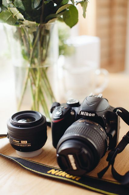 Using Your Nikon DSLR by Carrie  - I love nikon better than canon!