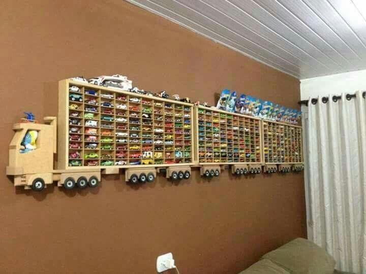 Organizador de carritos parala habitación