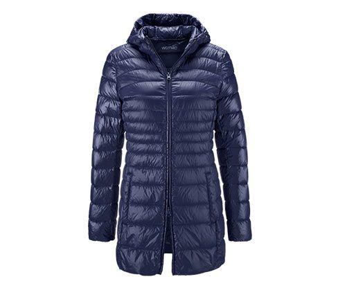 Damen-Daunen-Steppmantel, dunkelblau Jetzt bestellen unter: https://mode.ladendirekt.de/damen/bekleidung/maentel/daunenmaentel-und-steppmaentel/?uid=af1b6941-59be-53e3-8f0a-17c04cc68989&utm_source=pinterest&utm_medium=pin&utm_campaign=boards #steppmaentel #apparel #jackets #daunenmaentel #bekleidung #maentel Bild Quelle: tchibo.de
